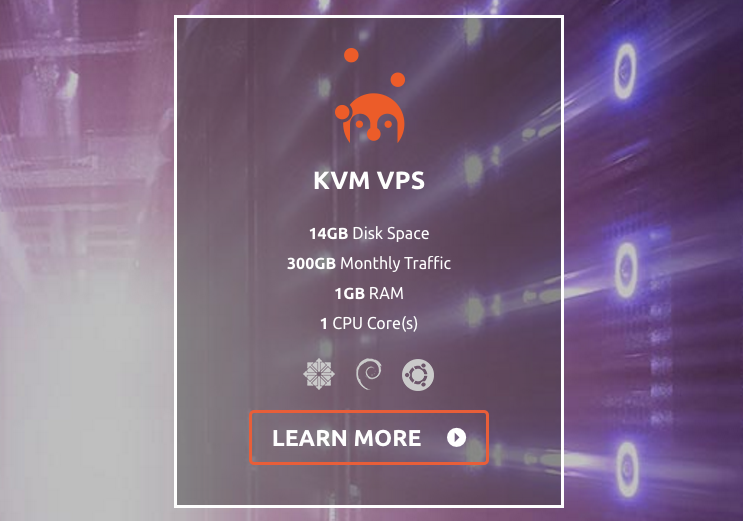 Exclusive Hosting - KVM VPS