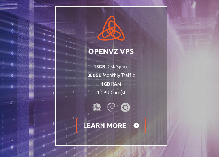 Exclusive Hosting - openvz virtual private servers
